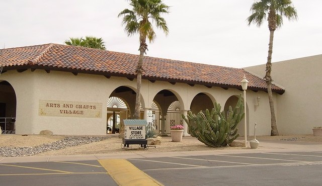 Arts and crafts center in Sun City West Arizona