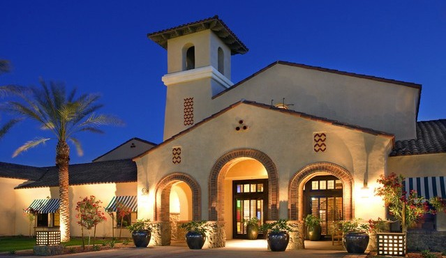 Award winning clubhouse at Sun City Festival in Buckeye Arizona