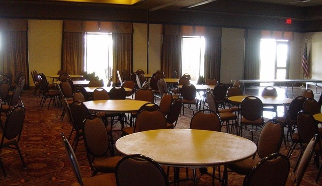 Banquet hall at Sun City Festival in Buckeye Arizona