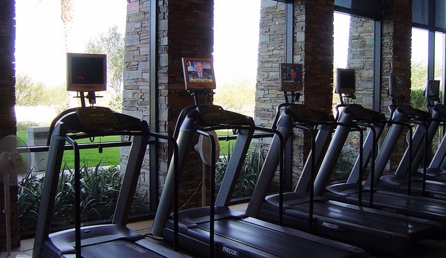 Excercise and fitness center for Trilogy at Vistancia in Peoria Arizona