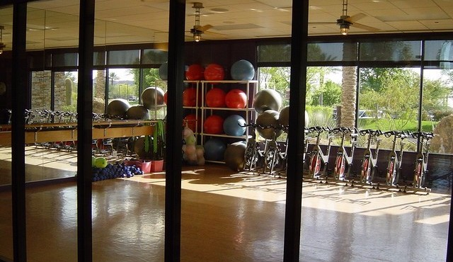 Fitness center for Trilogy at Vistancia in Peoria Arizona