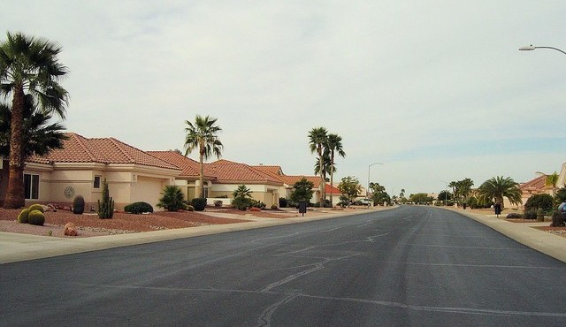 Homes for sale in the newer area in Sun City West Arizona