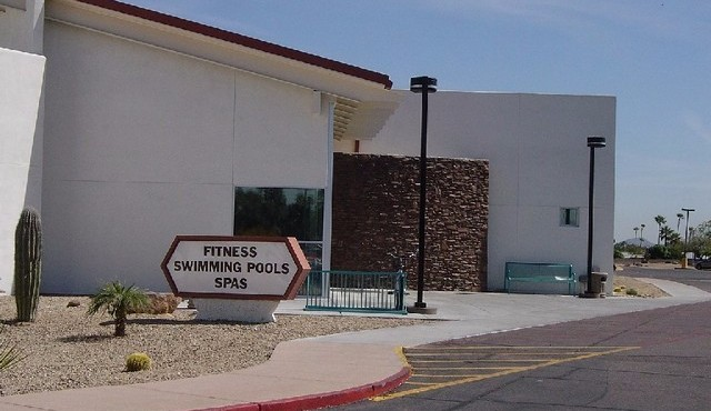 Sun City Fitness and pools in Sun City Arizona