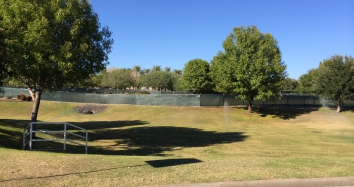 pickleball courts at trilogy