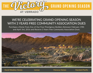 victory grand opening